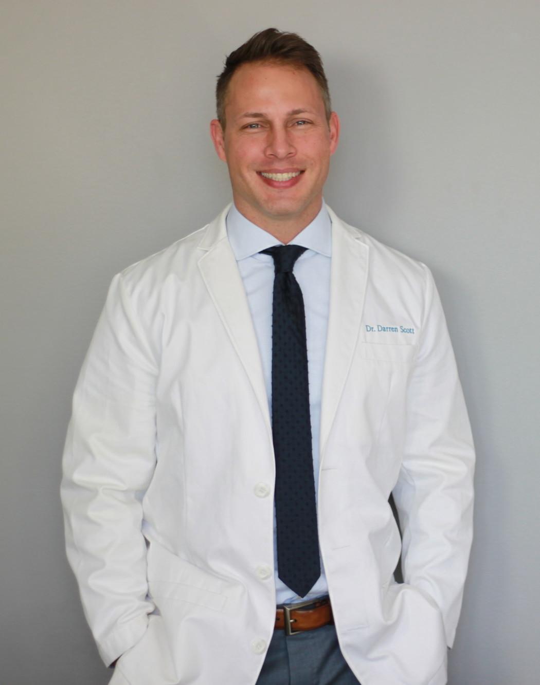 Dr. Darren Scott DC, CFMP, BCIM